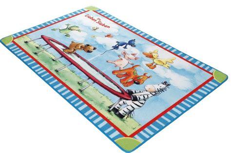die lieben sieben teppich kinder teppich die lieben sieben 187 ls 201 171 kaufen otto