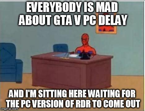 Sitting Here Meme - imgflip