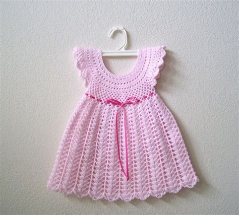 knitting patterns baby frocks 21 best images about crochet frock on midnight