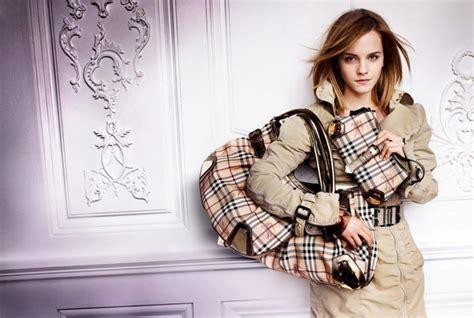 emma watson burberry burberry s spring handbag collection featuring emma watson
