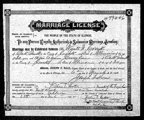 Chicago Illinois Marriage Records Ausegy