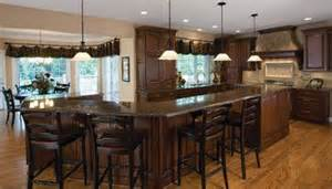 kitchen island with stove and seating kitchen islands with seating island stove top design