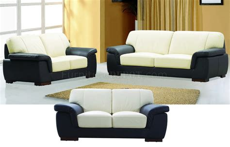 Living Room Furniture Bhs Contemporary Brown And Beige Leather Living Room Set