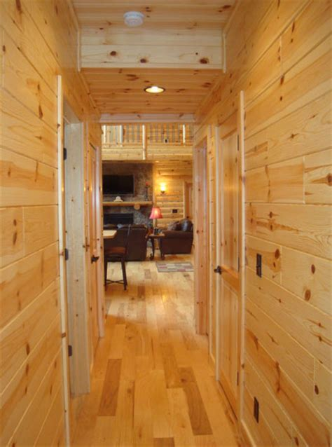 Cedar Wainscoting by Knotty Pine And Cedar Paneling