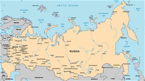 map city russia city map city map of russia eastern europe europe