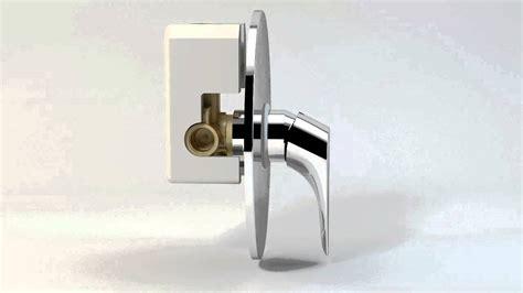 cambiare miscelatore doccia miscelatore incasso doccia 2030 ch h2omix2000