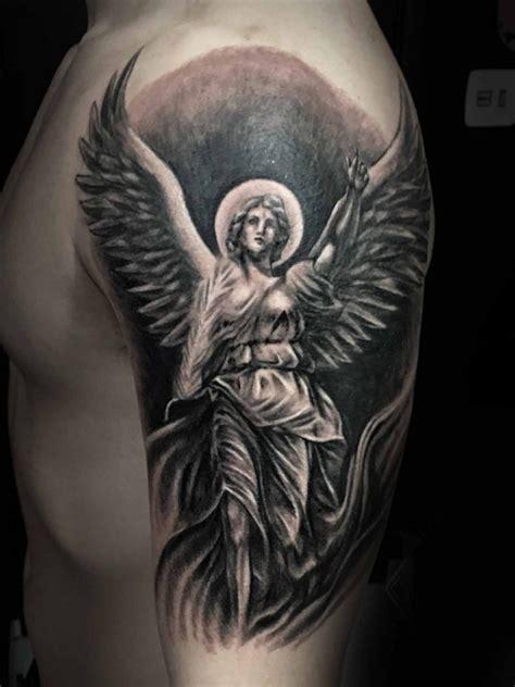 arcanjo miguel maka tattoo