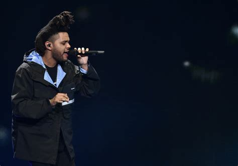 the weeknd st week sales the weeknd s quot beauty behind the madness quot first week sales