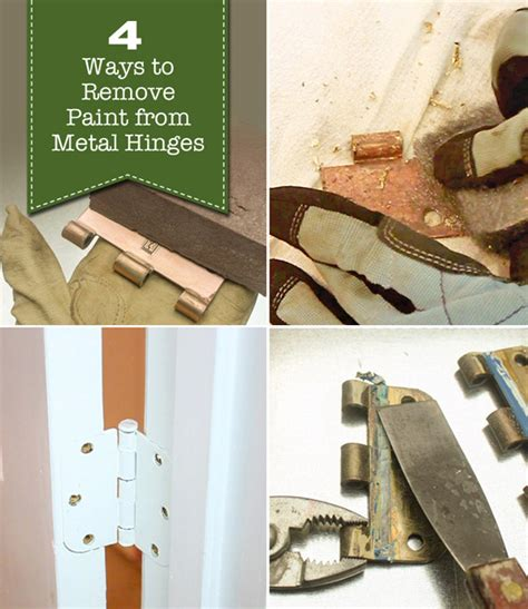 cool ways to paint doors slideshow 4 ways to remove paint from metal hinges other door