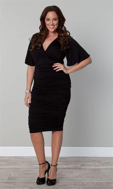 perfect  black dress   size rumor