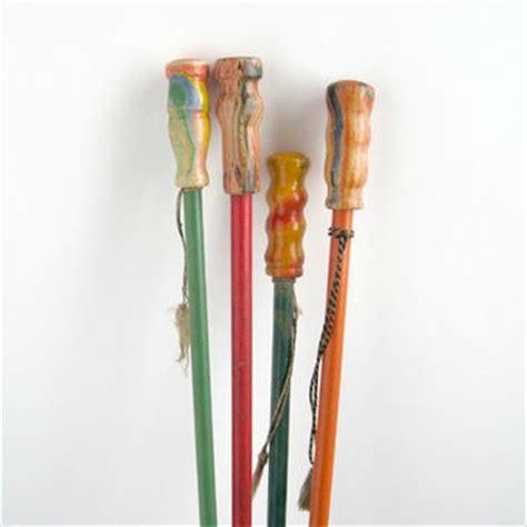 Carnival Belt Hello Wedges Anak vintage carnival canes or walking sticks from