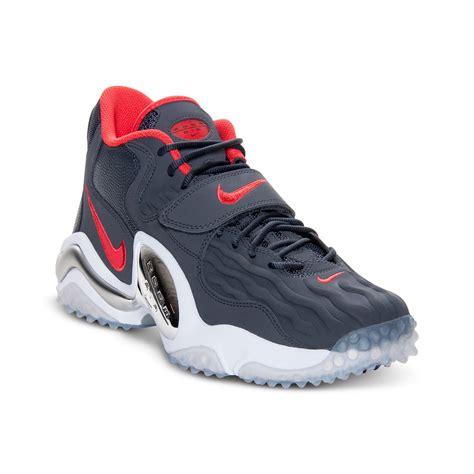 nike air turf shoes nike air zoom turf jet 97 cross sneakers in black