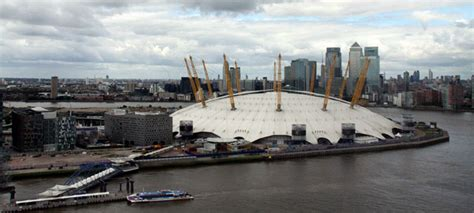 thames barrier sustainability london s cable car is this an olympic gimmick or a new