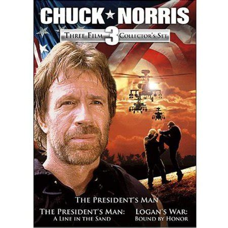 Chuck Norris Three Film Collector S Set The President S