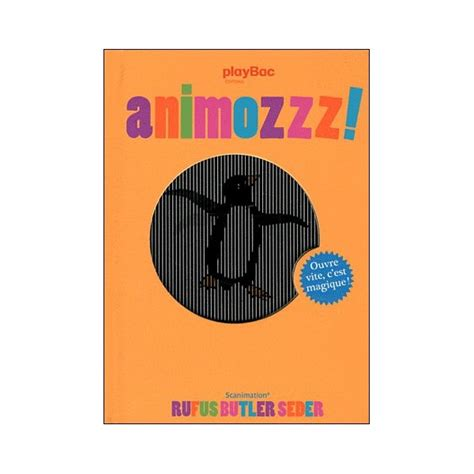scanimation picture book book animozzz a scanimation picture book