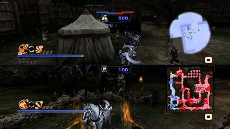 Coop Ps3 by Dynasty Warriors 7 Empires How To Play Co Op Split