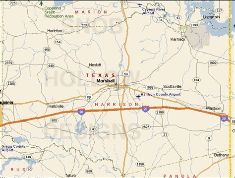 harrison county texas map harrison county texas color map