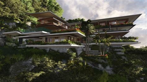 Island House by Vision Of A Home Xalima Island House By Martin