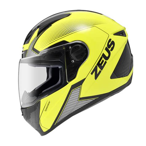Helm Zeus Z811 Al17 Black jual helm zeus z811 al6 fluo yellow black free