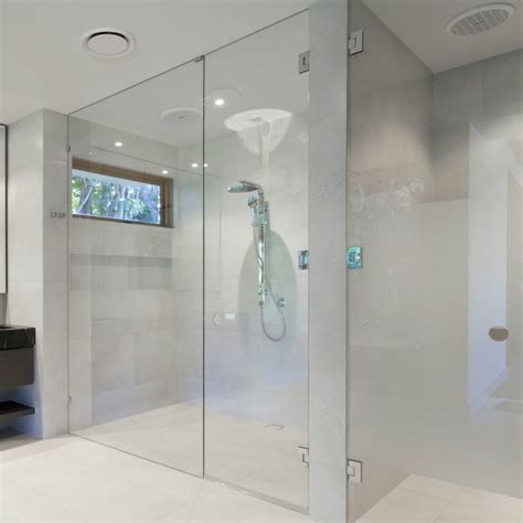 Mirrored Shower Doors Grossman S Shower Mirror Frameless Shower Doors Boynton Pompano Boca Raton