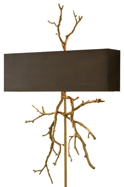 Twig Wall Sconce Twig Electrified Wall Sconce Brass Transitional Wall Sconces By Masins Furniture