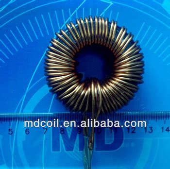 wire coil inductor 100uh 100uh 15a wire choke coil inductor for it buy choke coil filter inductor choke coil