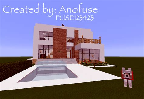 modern home design minecraft modern house design 2 minecraft project