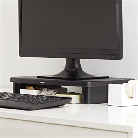 Amazonbasics Stand by Amazonbasics Adjustable Monitor Stand Homeandfamilyoutlet