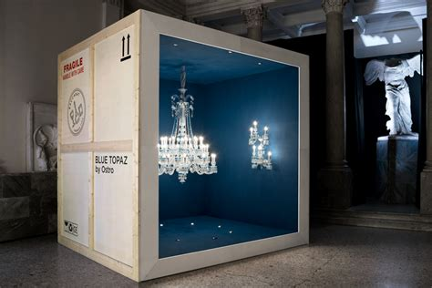 Out Of The Box Design by Baccarat Unboxes Arik Levy Marcel Wanders And Hans