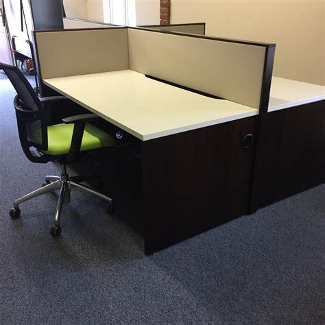 four person office desk four person desk pod office kit