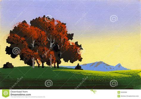 imagenes de paisajes simples paisaje simple 1 im 225 genes de archivo libres de regal 237 as