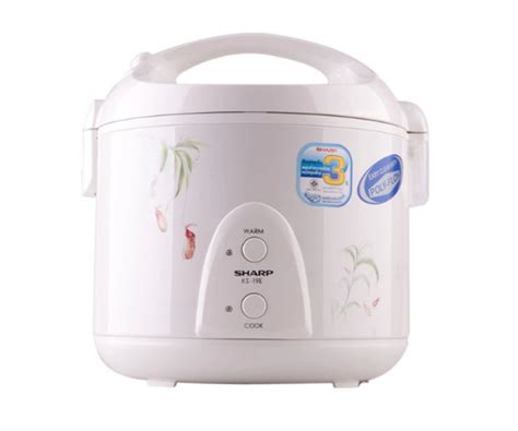 Rice Cooker Sharp Ks T18tl sharp rice cooker ks 23e pi at esquire electronics ltd