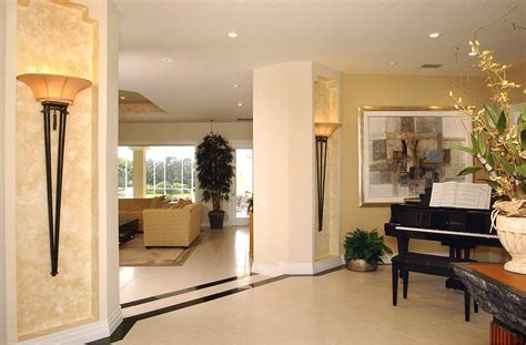 Modern Entrance Foyer Ideas Decorating Church Foyers Studio Design Gallery