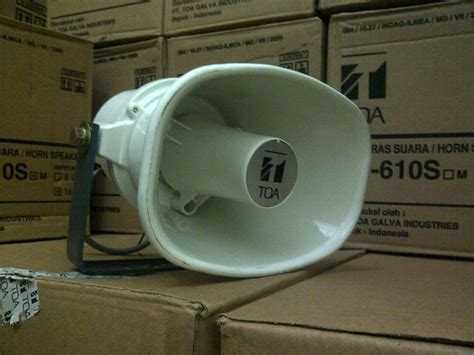 Speaker Toa Corong Kecil by Harga Speaker Toa Apexwallpapers