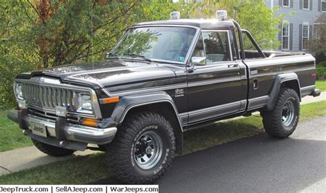 Used Jeep Parts For Sale Used Jeeps And Jeep Parts For Sale 1983 Jeep J10 Laredo