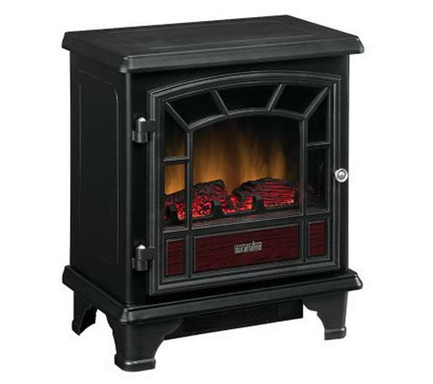 duraflame electric heater with remote duraflame portable electric stove heater w remote