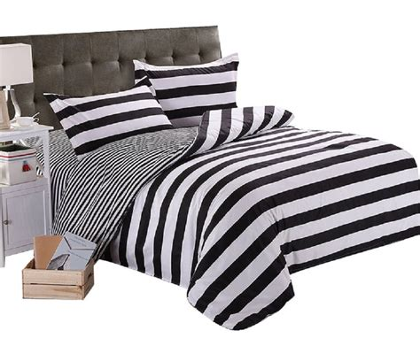 black striped comforter black and white striped comforter ballkleiderat decoration