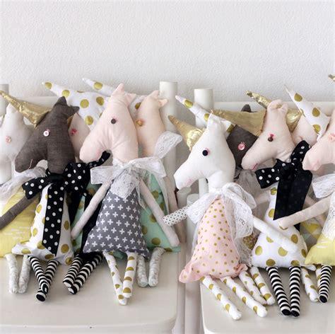 doll unicorn diy unicorn dolls