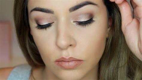 tutorial makeup bridesmaid bridal bridesmaid makeup tutorial hooded eyes youtube