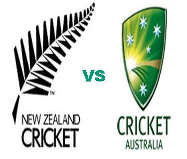 Records New Zealand New Zealand Vs Australia