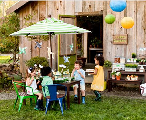 backyard birthday ideas backyard kids garden birthday party rustic baby chic