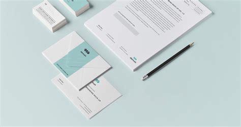 stationery branding mock up vol 1 2 psd mock up