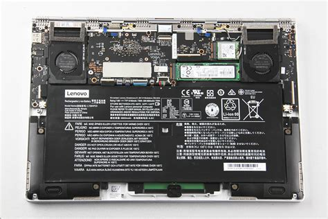 lenovo yoga  disassembly  ram ssd upgrade options