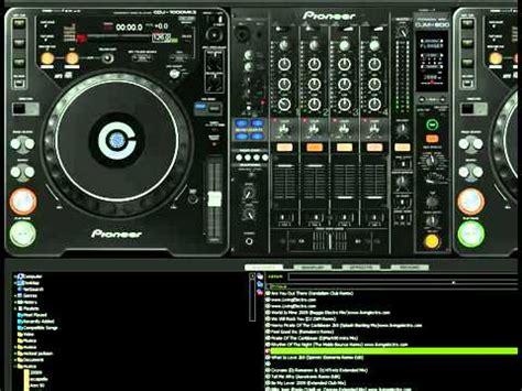 download themes virtual dj download skins for virtual dj youtube