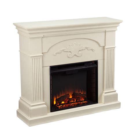 44 75 Quot Sicilian Harvest Ivory Electric Fireplace Fe9275 Electric Fireplace Ivory