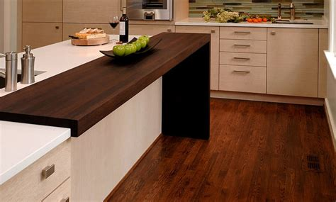 Wenge Countertop by Wenge Wood Countertop By Grothouse