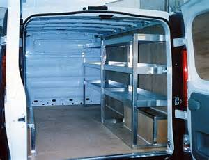 transporter regale accessories ireland shelving ply lining