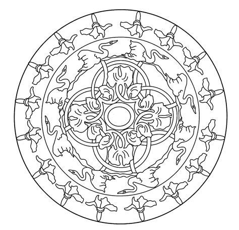 imagenes de mandalas de la naturaleza dibujos para colorear mandalas archivos dibujos
