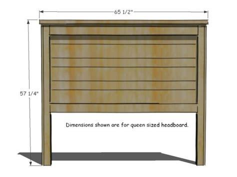 4 dementinal cuts rustic yet chic wood headboard hgtv