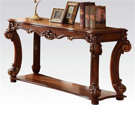 Brilliant Cherry Wood Sofa Table With Regard To Cozy Cherry Wood Sofa Table